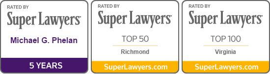 Virginia Super Lawyer Mike Phelan