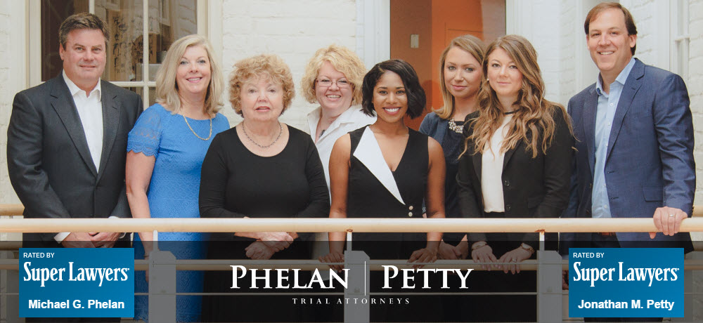 Phelan Petty staff photo | Virginia Trial Attorneys
